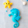 Baby Crib Mobile Ocean Animals